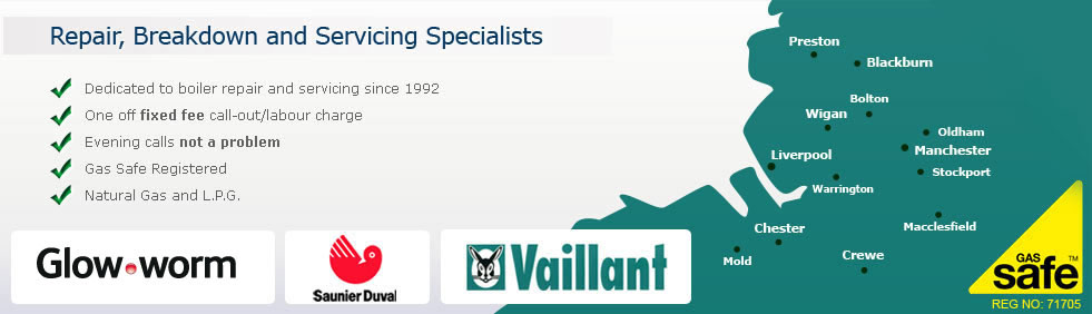 Repair, Breakdown and Servicing Specialists